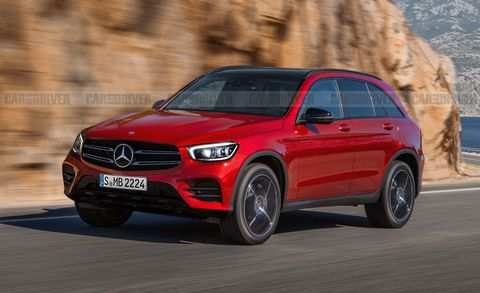 87 New New Mercedes In 2019 Redesign Pricing by New Mercedes In 2019 Redesign