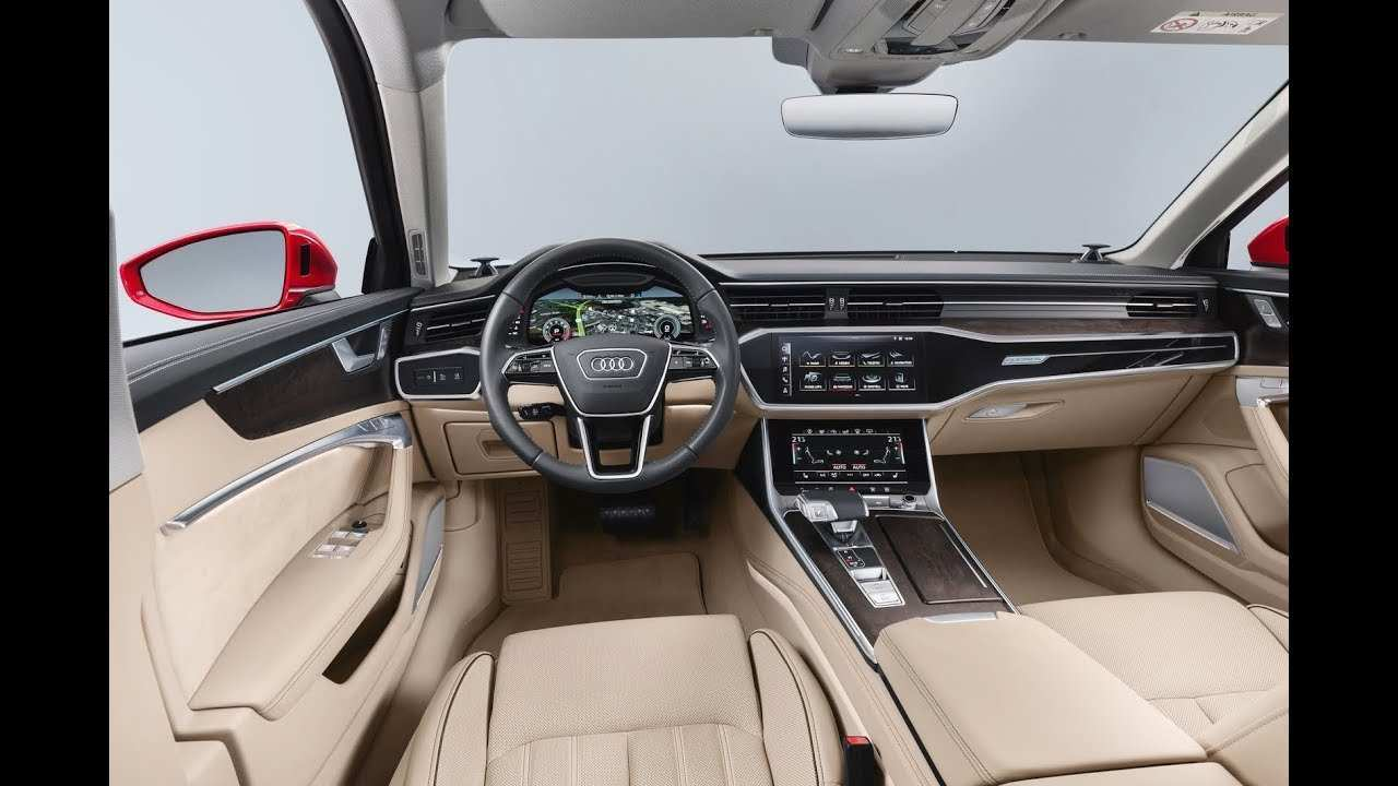 87 New Review Audi 2019 A6 New Interior New Concept with Review Audi 2019 A6 New Interior