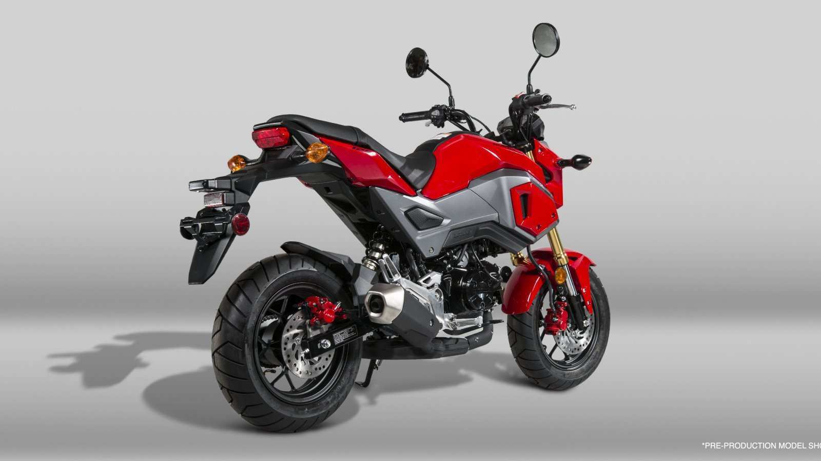 87 New The 2019 Honda Grom Top Speed Spy Shoot First Drive by The 2019 Honda Grom Top Speed Spy Shoot