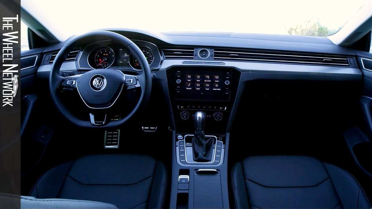 87 The New Volkswagen Interior 2019 Specs Specs and Review by New Volkswagen Interior 2019 Specs