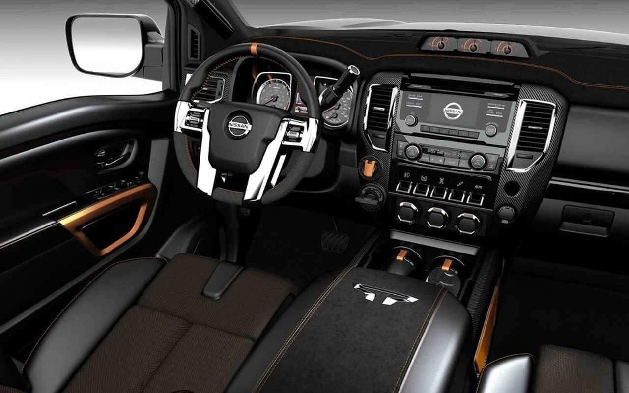 88 All New 2019 Nissan Titan Interior Style for 2019 Nissan Titan Interior