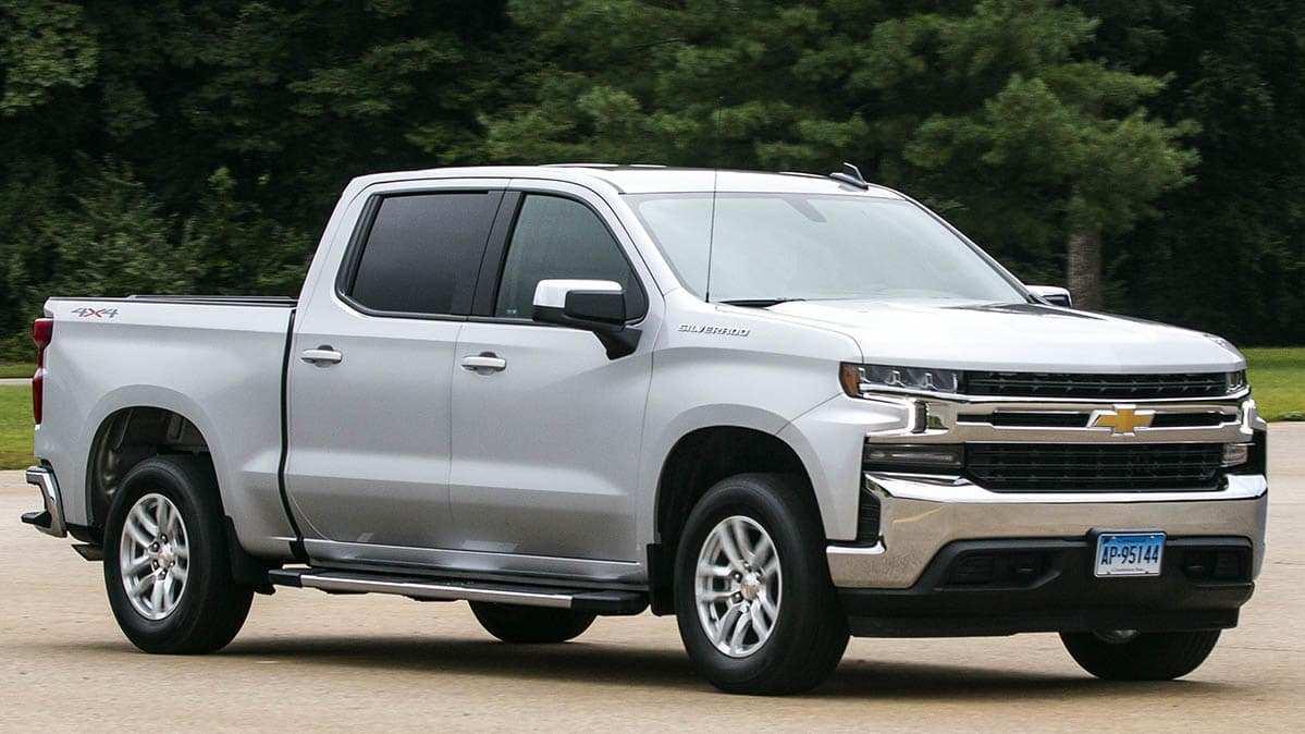 88 All New New 2019 Chevrolet Silverado Aluminum First Drive Spesification for New 2019 Chevrolet Silverado Aluminum First Drive