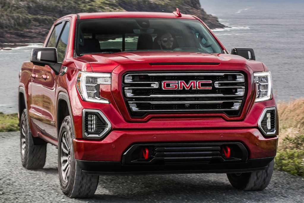 88 All New New Gmc Sierra 2019 Weight Redesign And Price Reviews for New Gmc Sierra 2019 Weight Redesign And Price