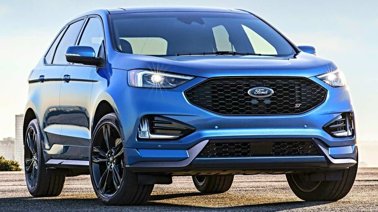 88 All New The 2019 Ford Edge St Youtube Overview And Price Ratings with The 2019 Ford Edge St Youtube Overview And Price