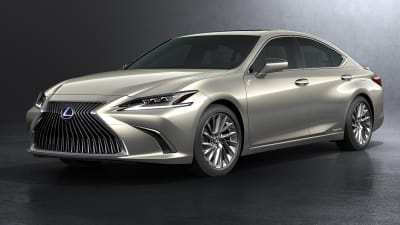 88 Concept of Lexus Es 2019 Debut Redesign by Lexus Es 2019 Debut