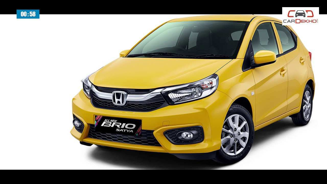 88 Concept of New Mobil Honda 2019 First Drive Price and Review by New Mobil Honda 2019 First Drive