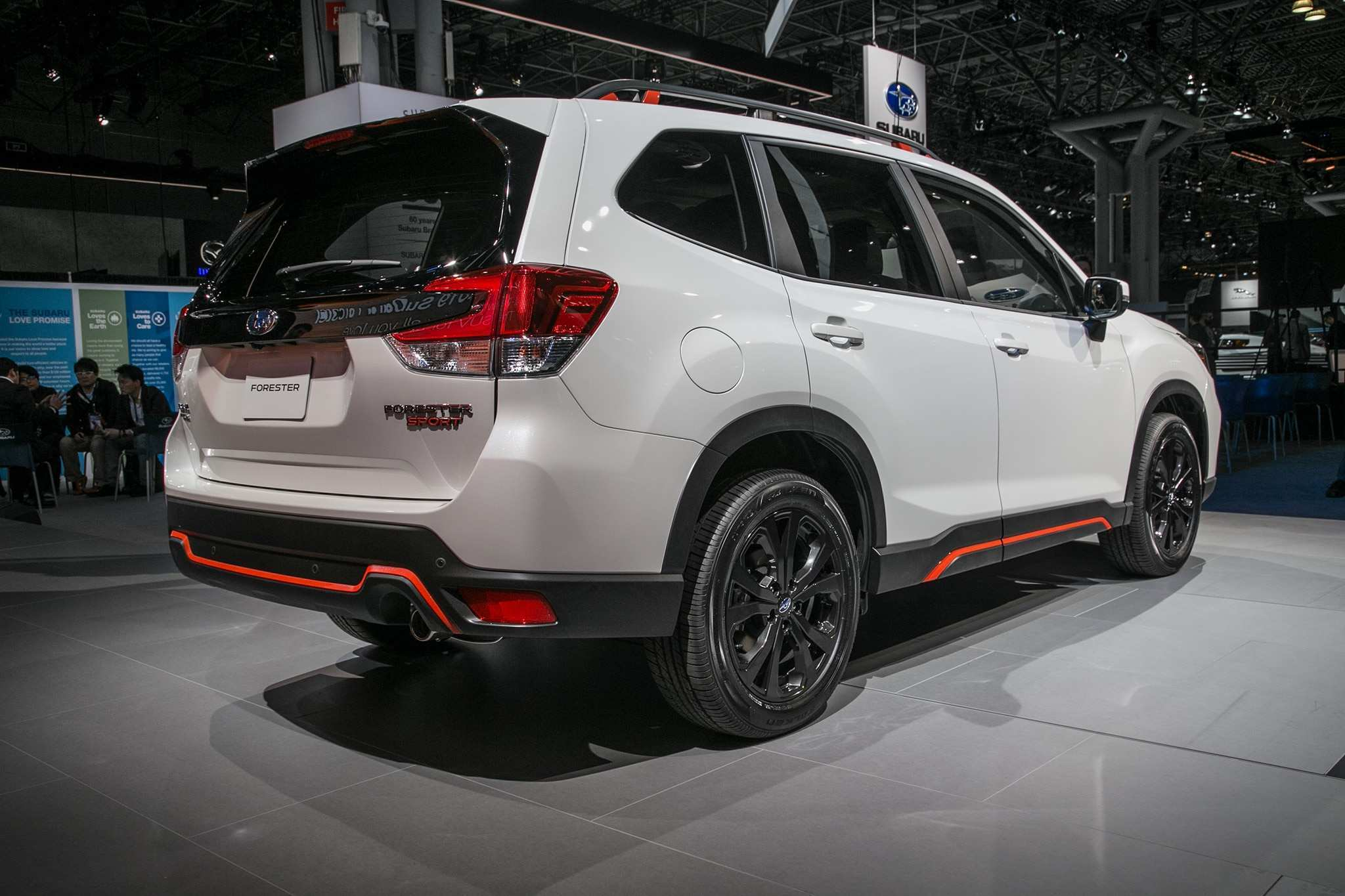 88 Concept of Subaru Forester 2019 Ground Clearance Rumors Exterior with Subaru Forester 2019 Ground Clearance Rumors
