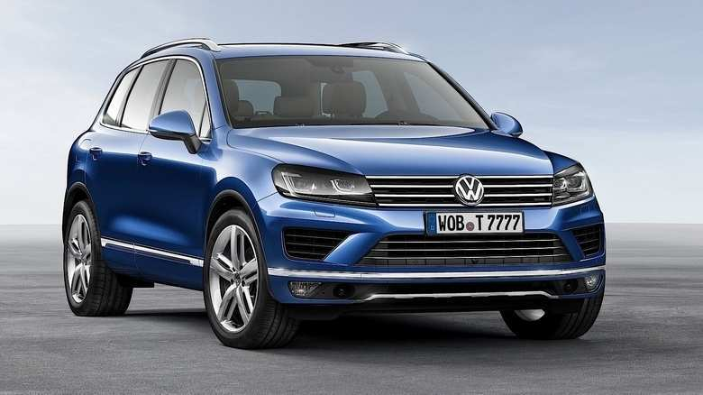 88 Concept of Volkswagen Touareg 2019 Price In Kuwait Review Exterior by Volkswagen Touareg 2019 Price In Kuwait Review