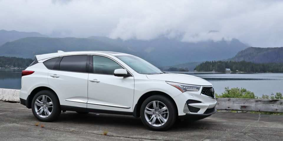 88 Gallery of Acura 2019 Crossover First Drive Picture by Acura 2019 Crossover First Drive
