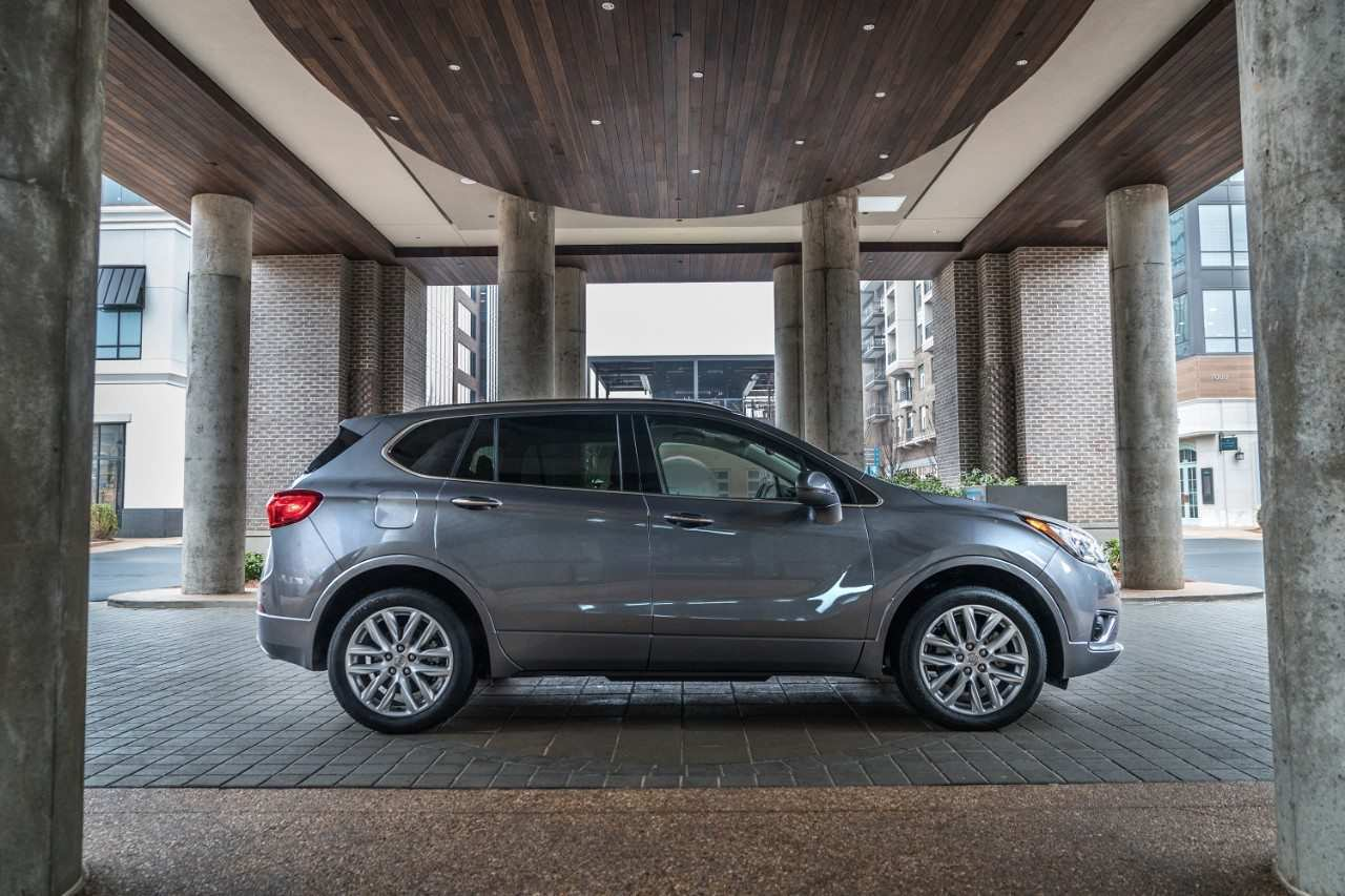 88 Gallery of Buick 2019 Envision Price Ratings by Buick 2019 Envision Price