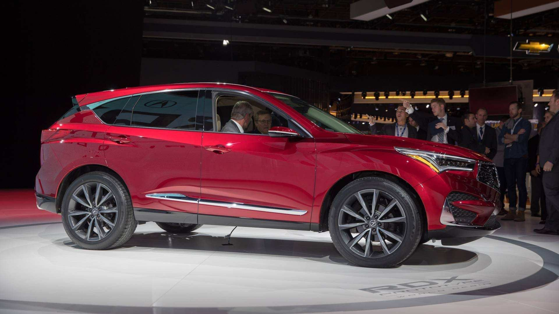 88 Gallery of New Acura Rdx 2019 Exterior Colors Spy Shoot Exterior with New Acura Rdx 2019 Exterior Colors Spy Shoot