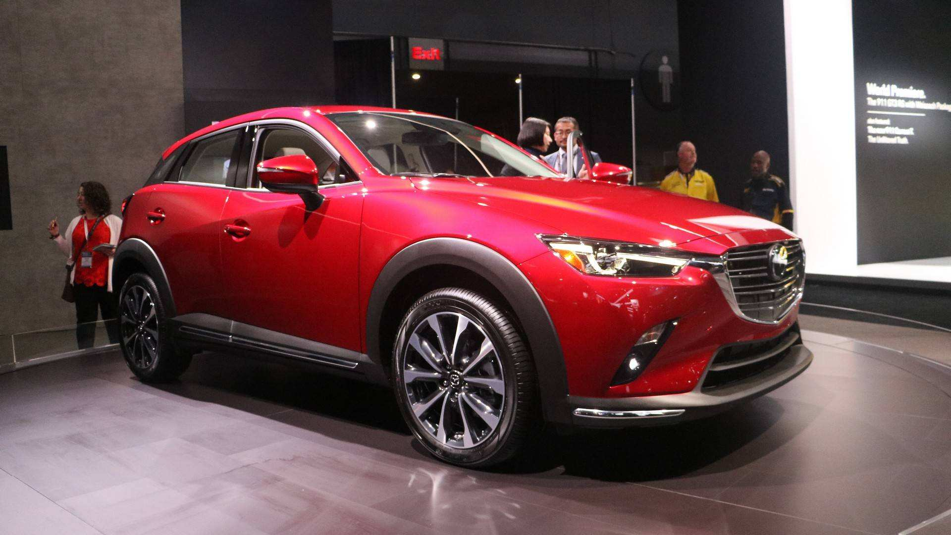 88 Gallery of X3 Mazda 2019 New Concept by X3 Mazda 2019