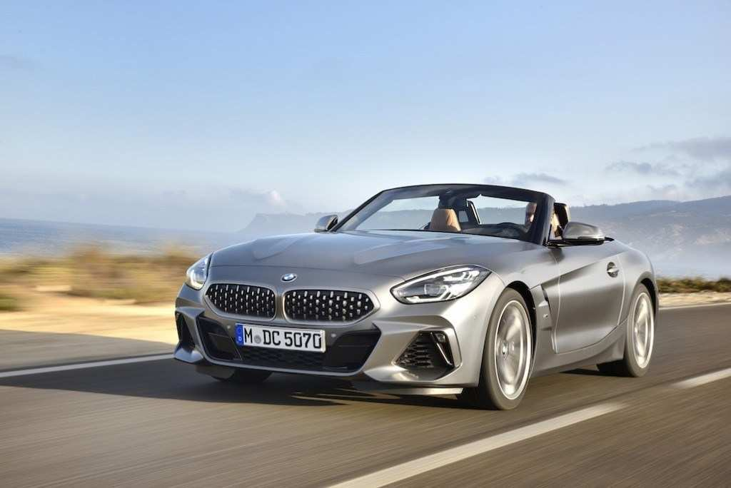 88 Great New Bmw Z4 2019 Release Date Review And Specs Engine for New Bmw Z4 2019 Release Date Review And Specs