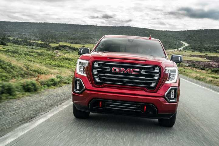 88 Great New Gmc 2019 Sierra 1500 First Drive Configurations for New Gmc 2019 Sierra 1500 First Drive
