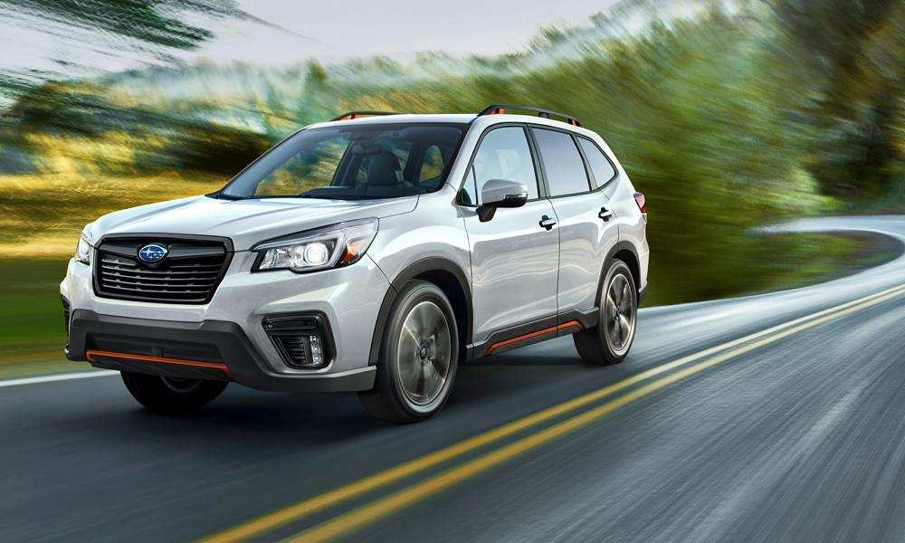 88 Great Subaru Forester 2019 Ground Clearance Rumors Spesification by Subaru Forester 2019 Ground Clearance Rumors