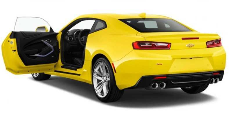 88 Great The 2019 Chevrolet Camaro Yellow Exterior Wallpaper by The 2019 Chevrolet Camaro Yellow Exterior