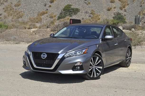 88 Great The 2019 Nissan Altima Horsepower First Drive Performance and New Engine for The 2019 Nissan Altima Horsepower First Drive