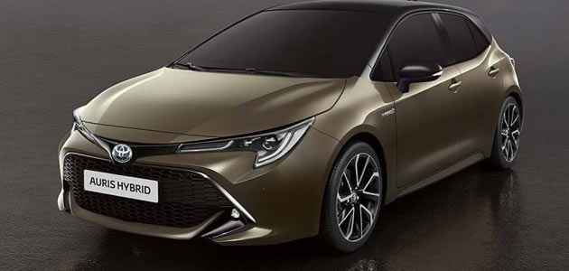 88 Great Toyota Auris 2019 New Concept for Toyota Auris 2019