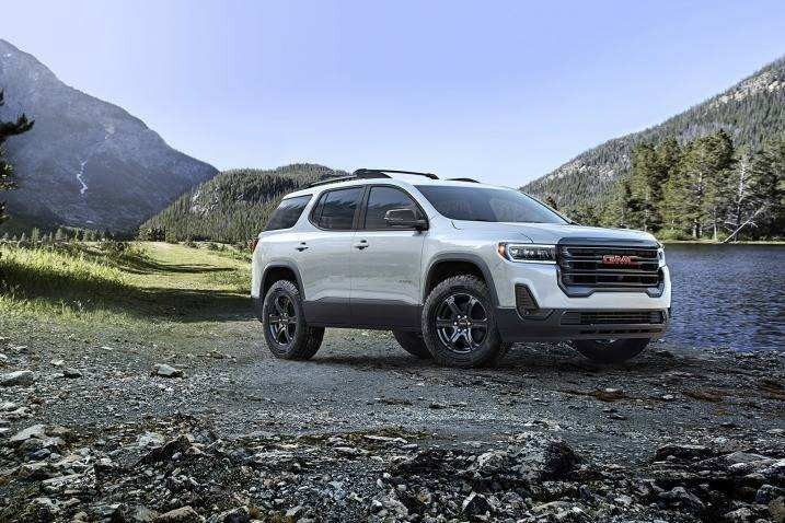 88 New Gmc 2019 Acadia Price And Release Date Spy Shoot by Gmc 2019 Acadia Price And Release Date