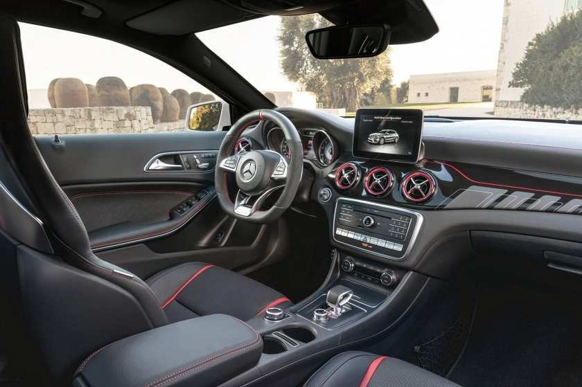 88 New Mercedes Gla 2019 Interior Prices by Mercedes Gla 2019 Interior
