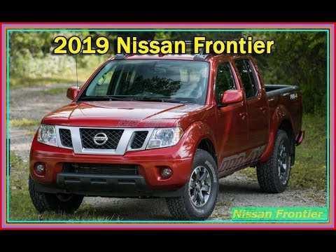 88 New New 2019 Nissan Frontier Crew Cab Rumor Prices for New 2019 Nissan Frontier Crew Cab Rumor