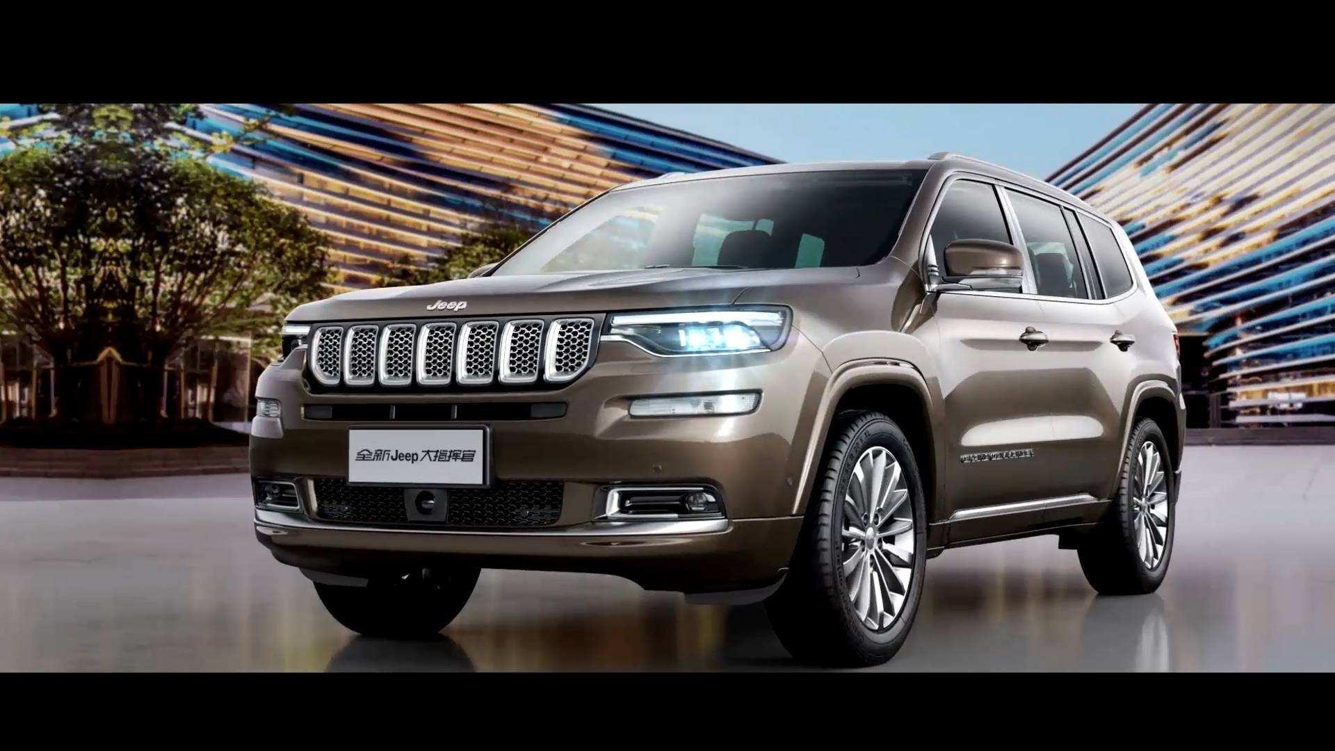 88 New New Jeep Grand Commander 2019 Price Concept with New Jeep Grand Commander 2019 Price