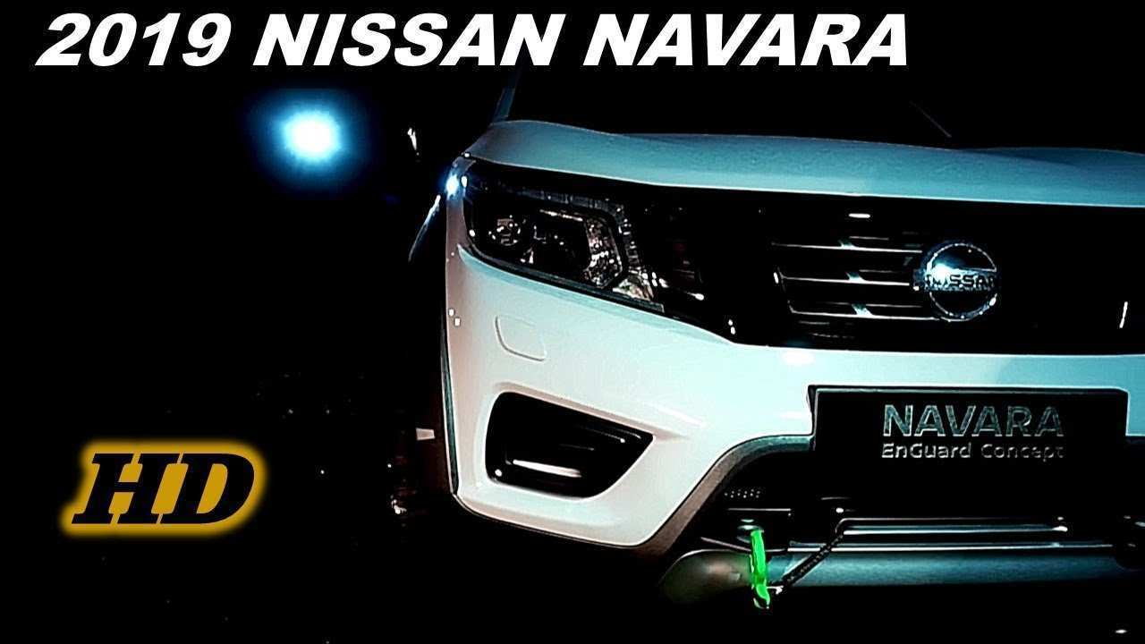 88 New Nissan Navara 2019 Facelift Rumors Release by Nissan Navara 2019 Facelift Rumors