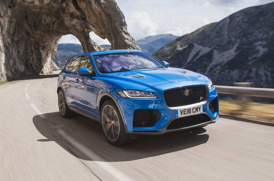 88 New The 2019 Jaguar F Pace Interior First Drive Picture with The 2019 Jaguar F Pace Interior First Drive