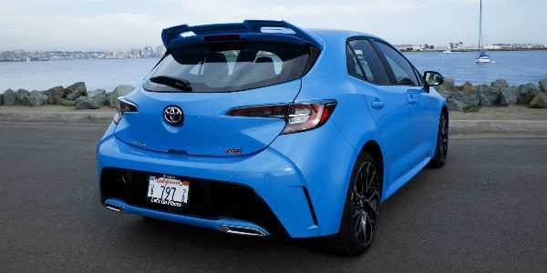 88 New The Price Of 2019 Toyota Corolla Hatchback Picture Specs and Review with The Price Of 2019 Toyota Corolla Hatchback Picture
