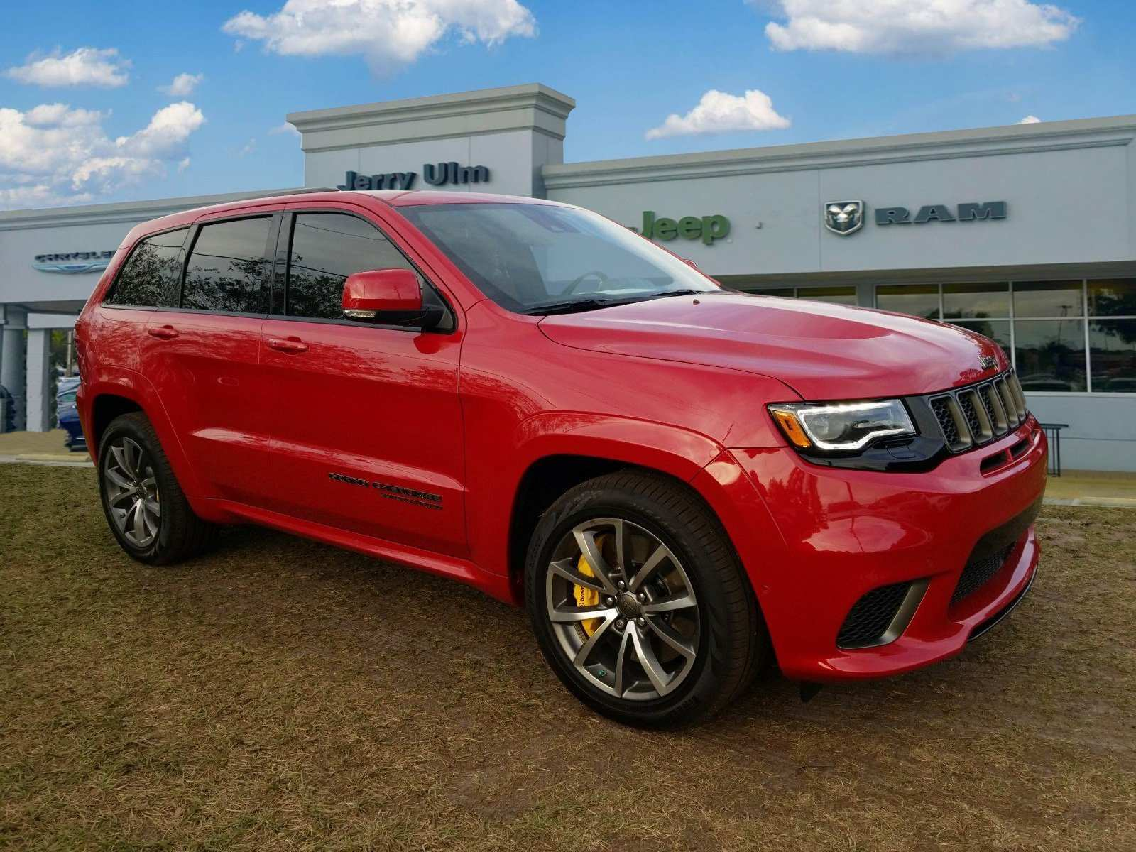88 The 2019 Jeep Grand Cherokee Trackhawk Picture for 2019 Jeep Grand Cherokee Trackhawk