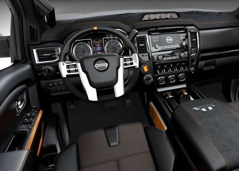 89 All New 2019 Nissan Titan Interior Configurations with 2019 Nissan Titan Interior