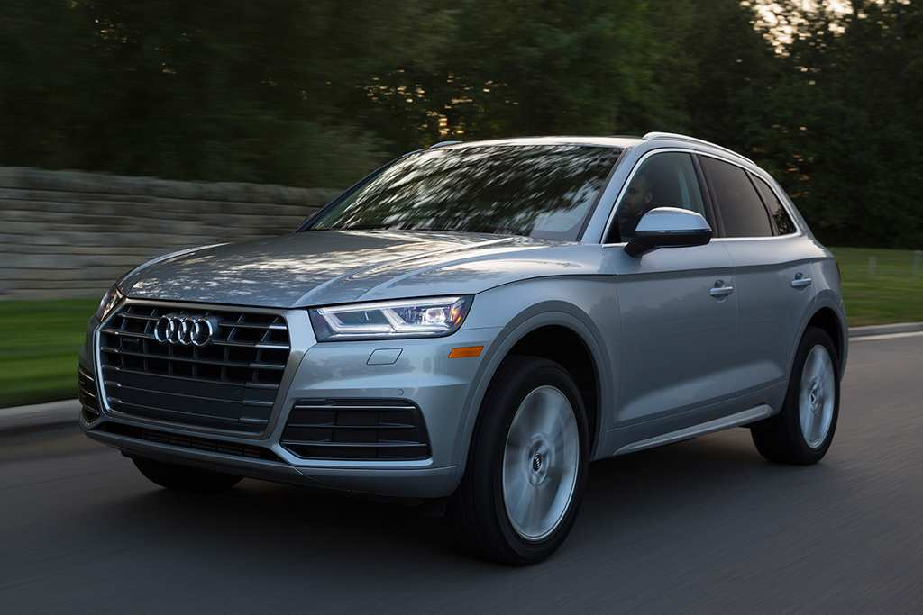 89 Best Review New Audi 2019 Vehicles Review Engine with New Audi 2019 Vehicles Review