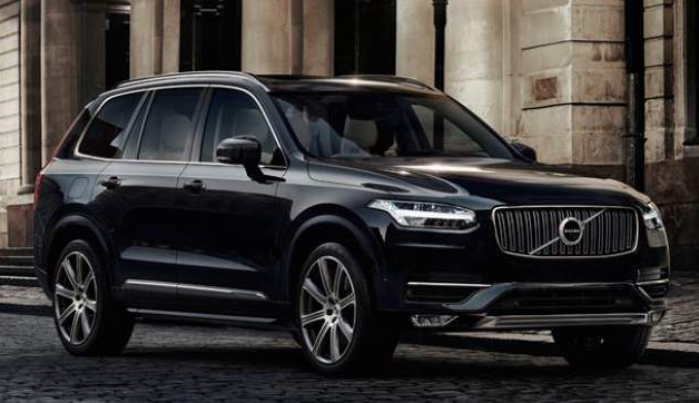 89 Best Review New Xc90 Volvo 2019 Exterior Overview with New Xc90 Volvo 2019 Exterior