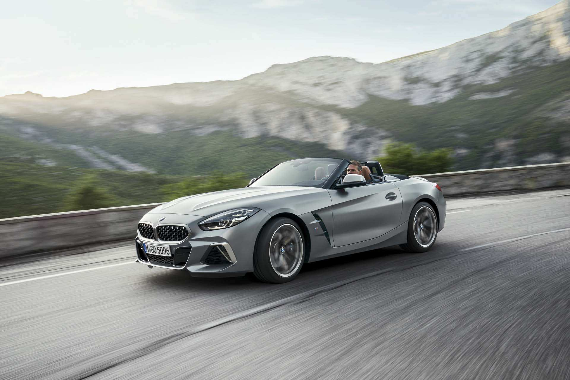 89 Best Review The Bmw Z4 2019 Engine First Drive Interior for The Bmw Z4 2019 Engine First Drive