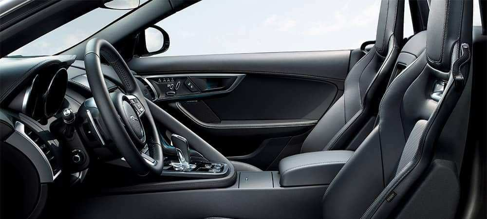 89 Concept of 2019 Jaguar F Type Interior Review with 2019 Jaguar F Type Interior