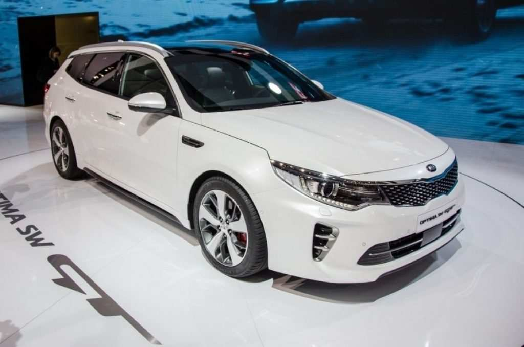 89 Concept of Best Kia 2019 Hybrid Review Interior with Best Kia 2019 Hybrid Review