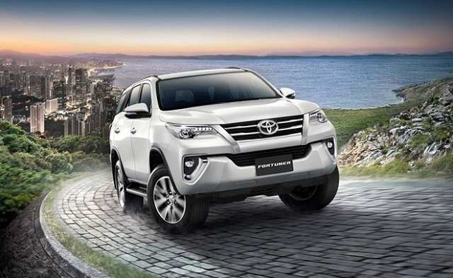 89 Concept of Fortuner Toyota 2019 Interior with Fortuner Toyota 2019