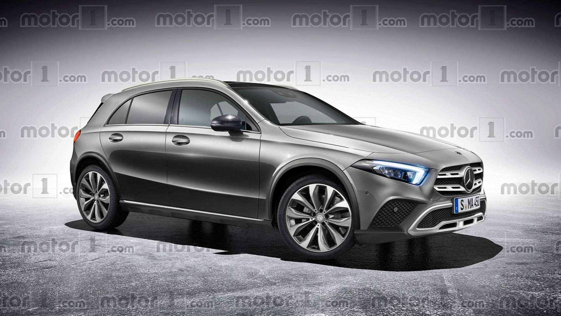 89 Concept of Mercedes Gla 2019 Wallpaper with Mercedes Gla 2019