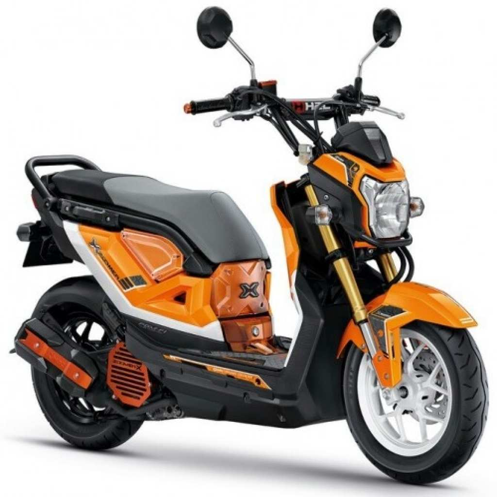 89 Concept of The Honda Zoomer X 2019 Redesign And Price Specs by The Honda Zoomer X 2019 Redesign And Price