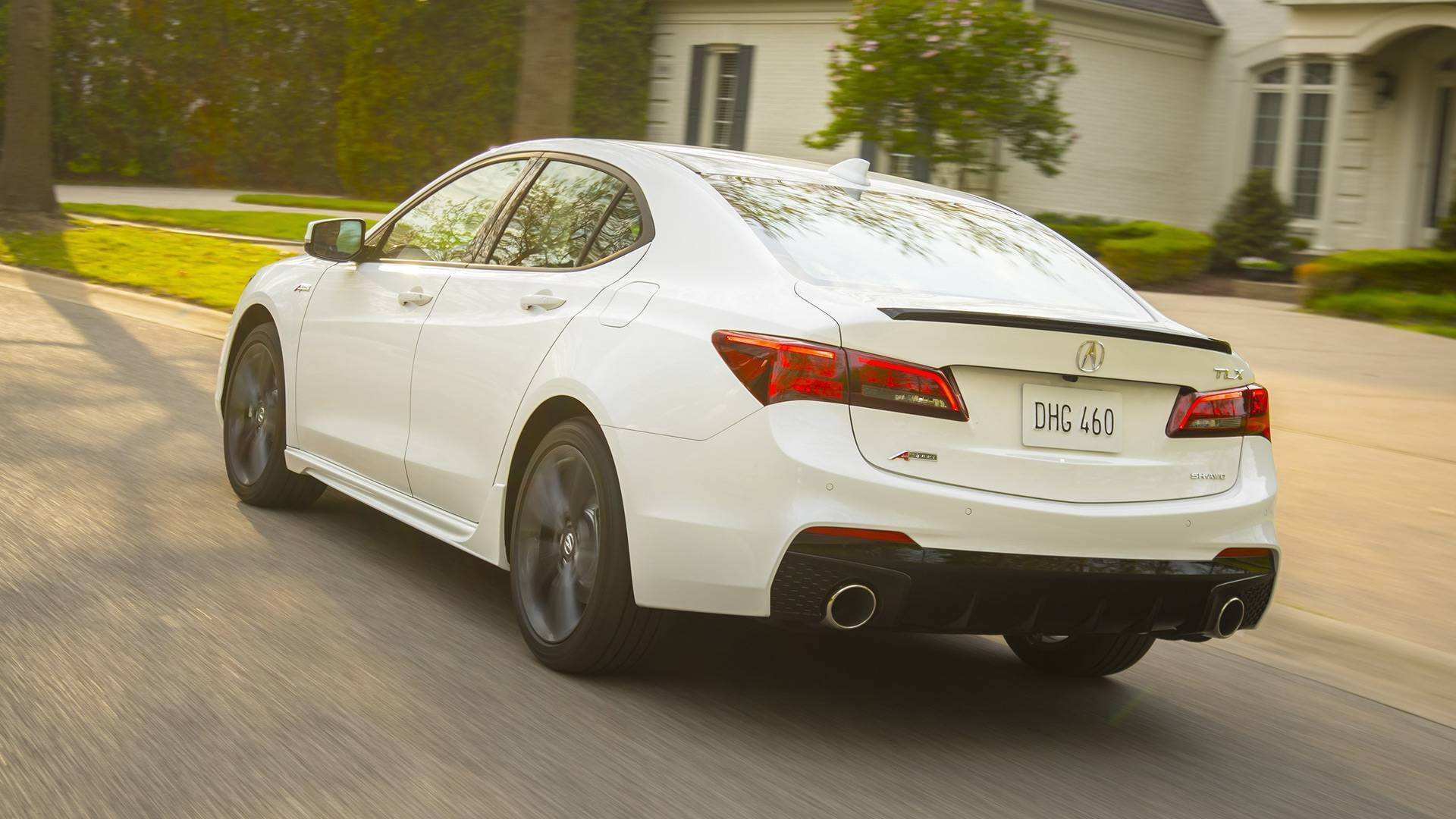 89 Gallery of Acura Tlx 2019 Review Interior Prices for Acura Tlx 2019 Review Interior