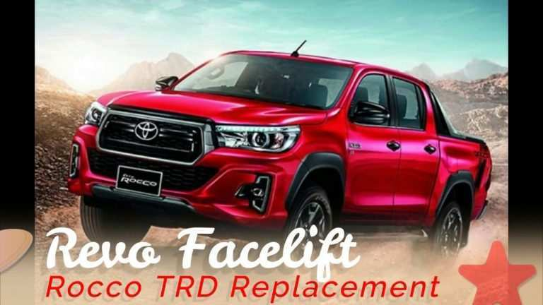 89 Gallery of Best Toyota Hilux 2019 Facelift Concept Pictures with Best Toyota Hilux 2019 Facelift Concept