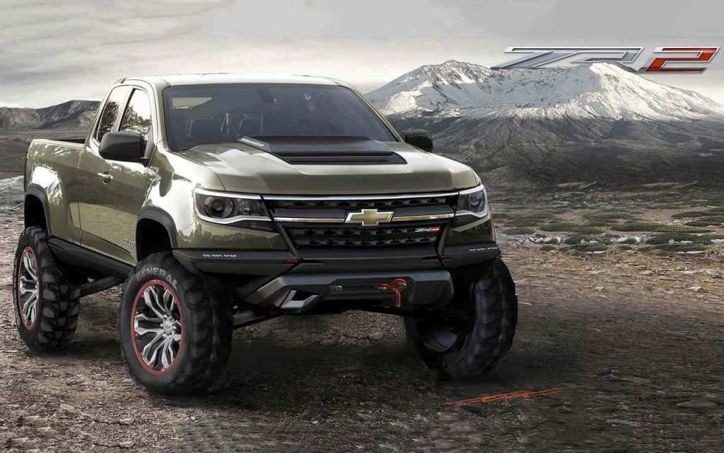 89 Gallery of New Chevrolet Zr2 2019 First Drive Price Performance And Review Release for New Chevrolet Zr2 2019 First Drive Price Performance And Review
