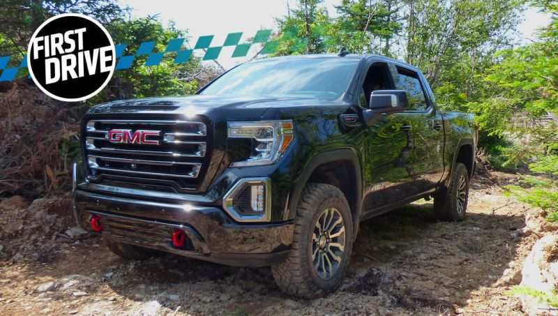 89 Gallery of New Gmc 2019 Silverado Review Concept by New Gmc 2019 Silverado Review