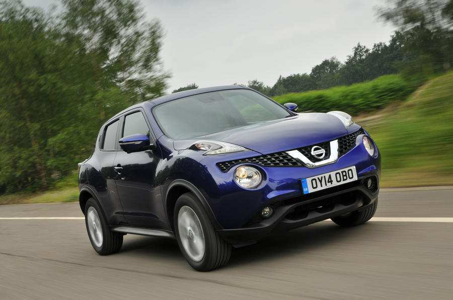 89 Great New 2019 Nissan Juke Review Concept Rumors by New 2019 Nissan Juke Review Concept