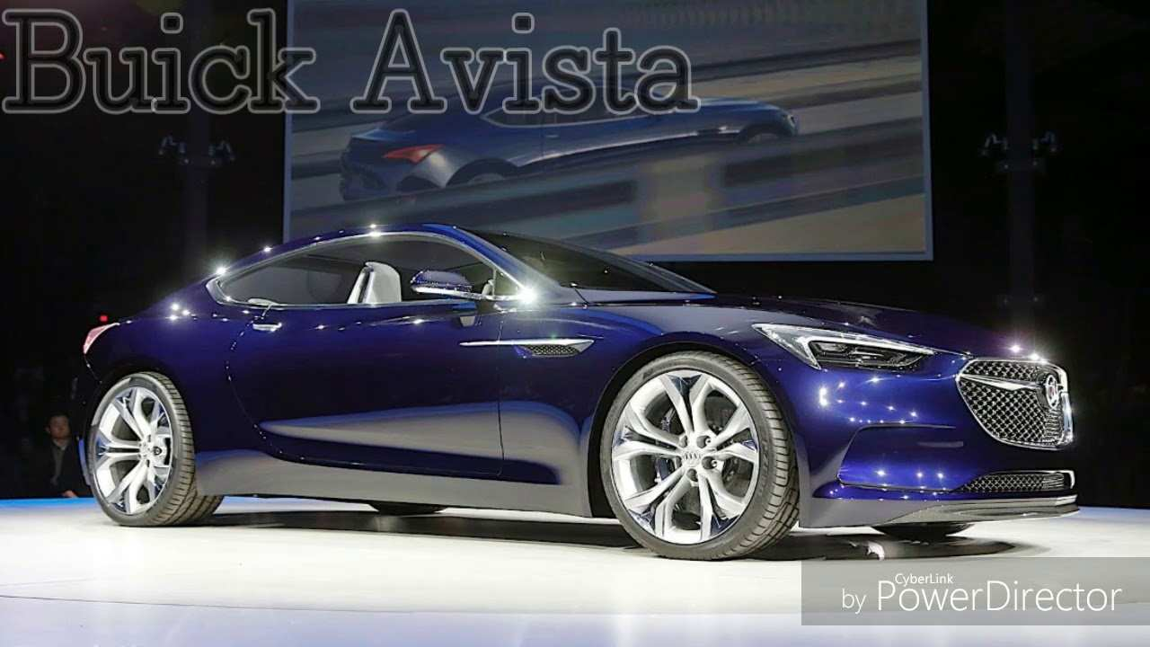89 Great New Buick Concept 2019 Redesign New Review with New Buick Concept 2019 Redesign