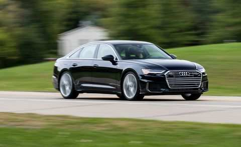 89 New Audi A6 2019 Geneva Review Configurations for Audi A6 2019 Geneva Review