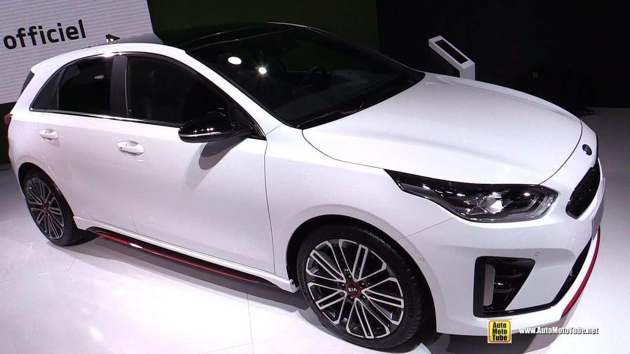 89 New Kia Ceed Gt 2019 Exterior for Kia Ceed Gt 2019