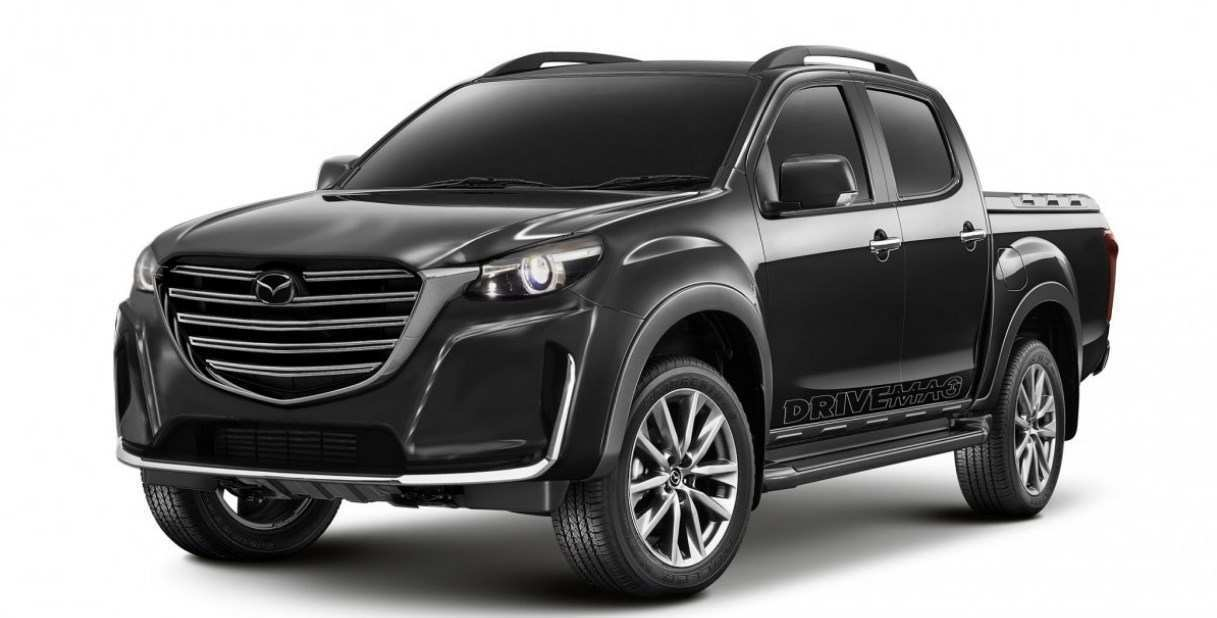 89 New Mazda Bt 50 Pro 2019 Review Style with Mazda Bt 50 Pro 2019 Review