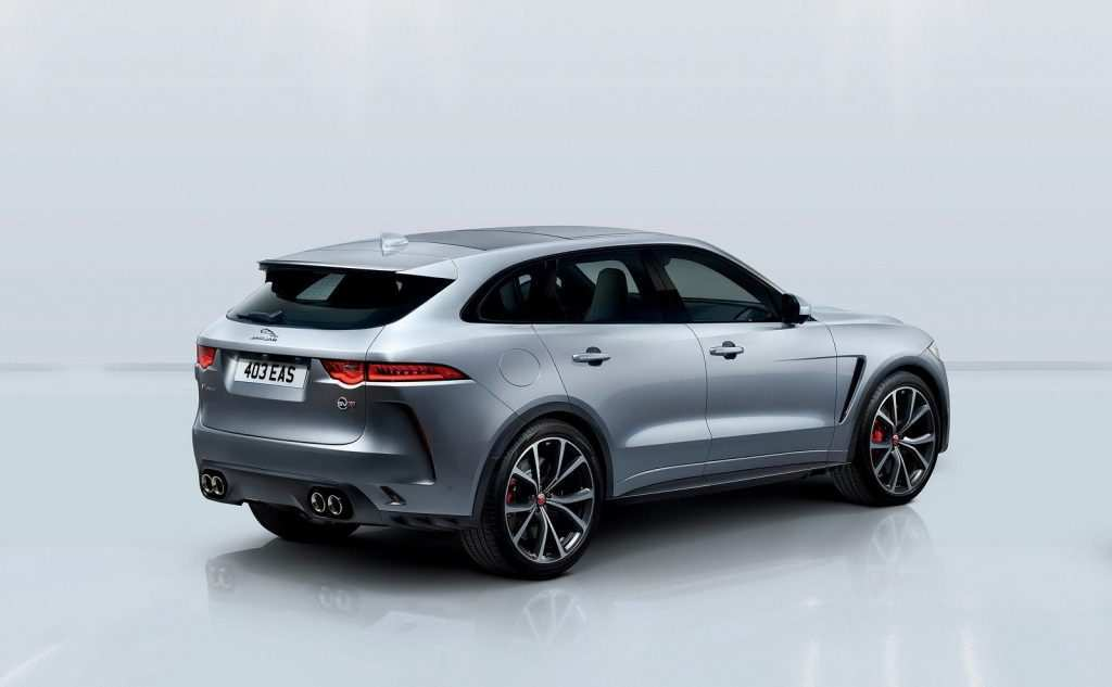 89 The Jaguar Suv 2019 Price New Interior Rumors by Jaguar Suv 2019 Price New Interior
