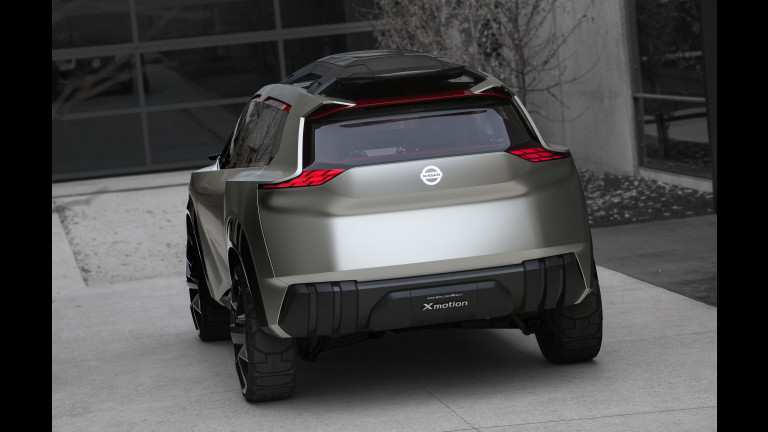 89 The New Nissan Xmotion 2019 Release Date Wallpaper for New Nissan Xmotion 2019 Release Date